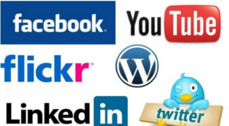 famous social websites
