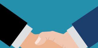 trust, handshake